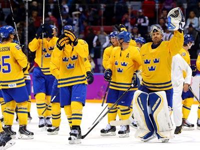 Игорь Рабинер – перед хоккейным финалом