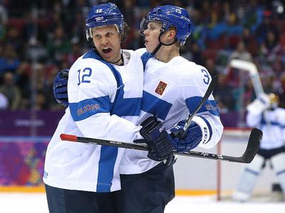Сочи-2014. Хоккей. Финляндия – Австрия – 8:4