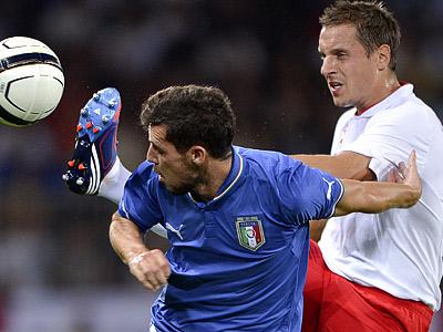Товарищеский матч. Англия — Италия — 2:1