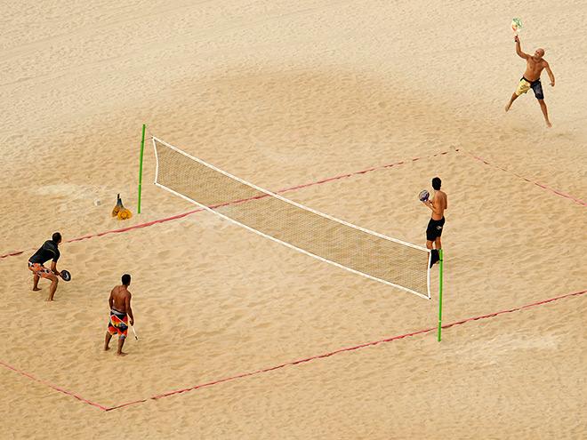 ЧМ по пляжному теннису