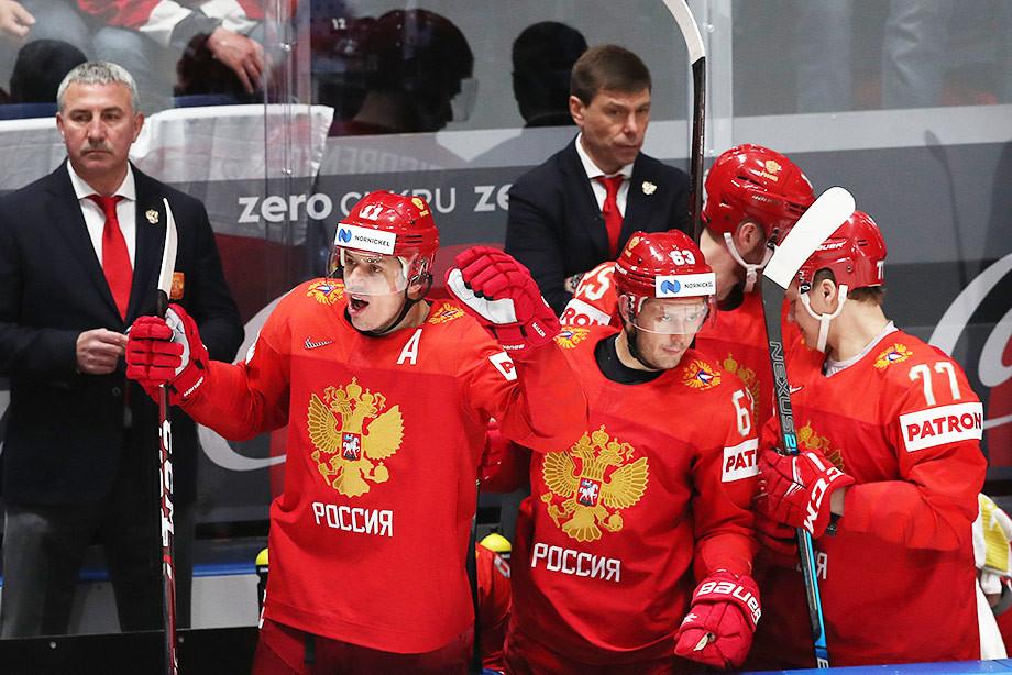 ставки на хоккей россия латвия