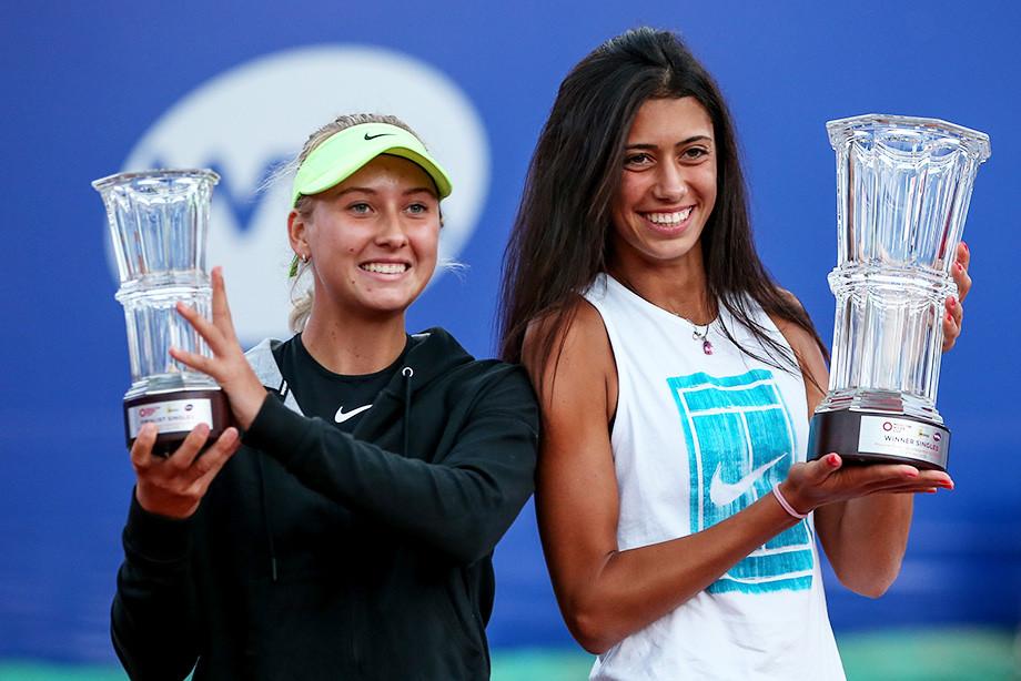 Новое поколение пришло. В Москве завершился 1-й турнир WTA на открытом воздухе