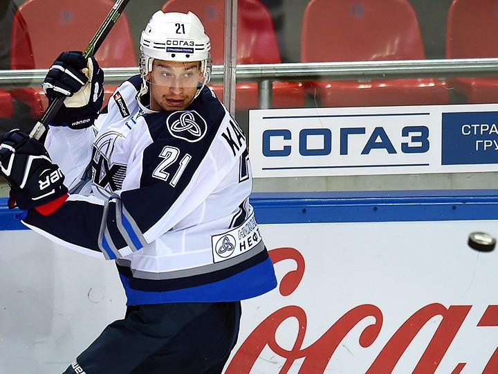 «Адмирал» дома уступил «Сибири» вматче стабильного чемпионата КХЛ