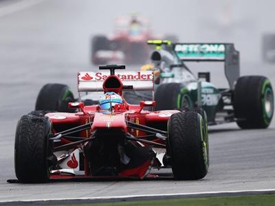 Оценки гонщикам за Гран-при Малайзии Формулы-1