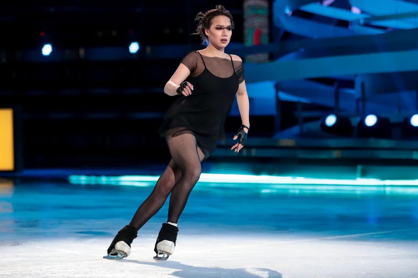 Алина Загитова подвела итоги 2020 года