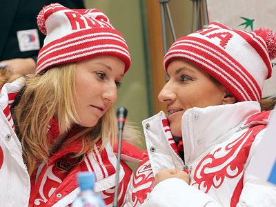 Екатерина Макарова и Светлана Кузнецова
