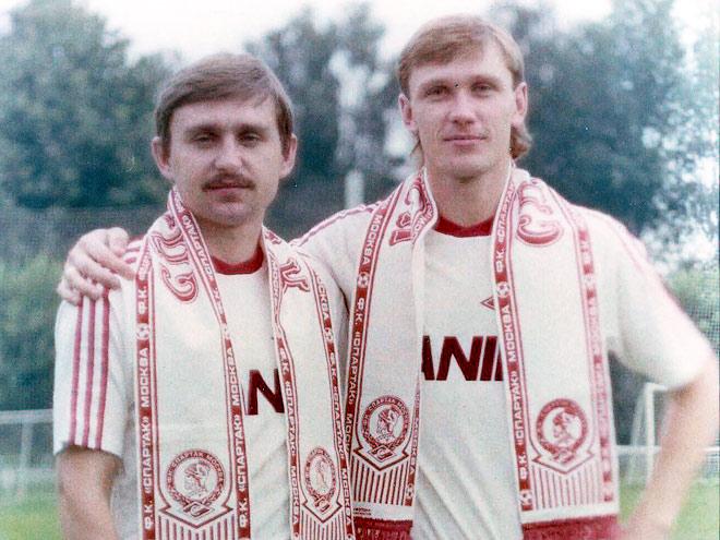 Фёдор Черенков и Сергей Родионов