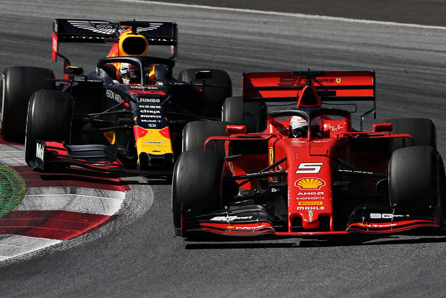 Формула-1. Гран-при Австрии
