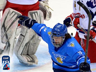 Сборная Россия проиграла Финляндии