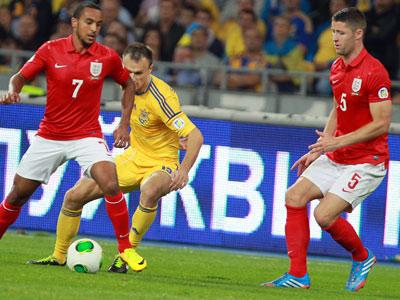 Украина – Англия – 0:0