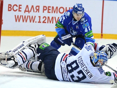 Превью игрового дня КХЛ (1.12.2013)