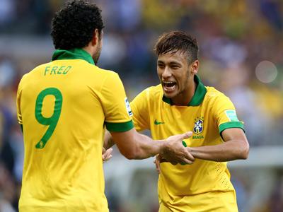 Кубок Конфедераций-2013. Бразилия — Уругвай
