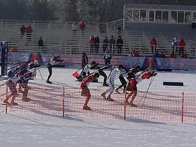 Сборная Москвы выиграла зимнюю Спартакиаду молодёжи в общем зачёте