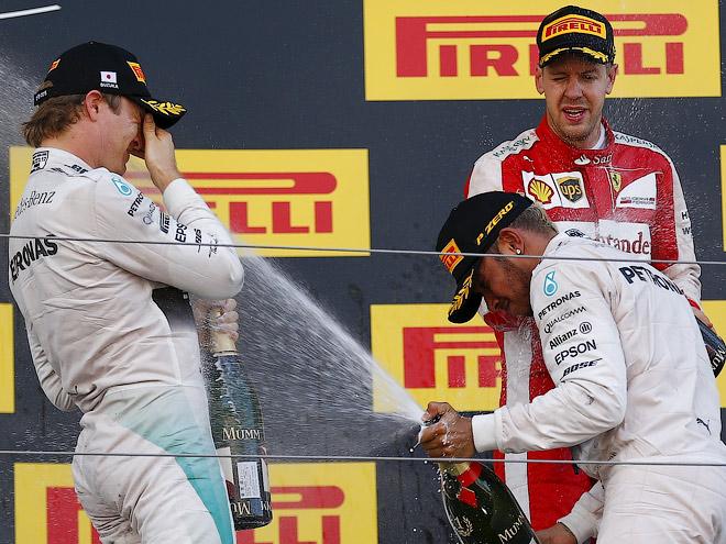 Итоги Гран-при Японии Формулы-1