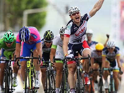 Немец Андре Грайпель выиграл четвёртый этап «Тур де Франс»