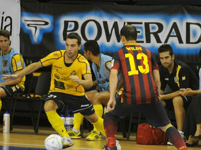 Чемпионат Испании по мини-футболу и Кубок Короля