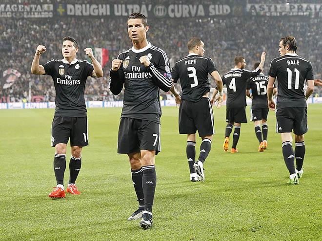 «Реал» — «Ювентус»