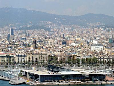 ЕРТ, седьмой сезон. Барселона. Часть два