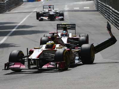 Формула-1 осталось без 12-й команды — «ХРТ»