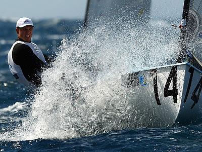 Владимир Назаров – о подготовке к Олимпиаде в классе «Лазер»