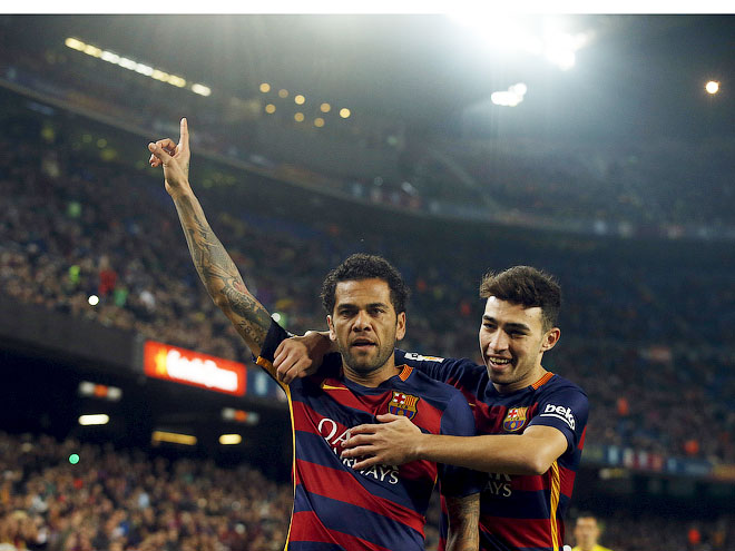 «Валенсия» – «Барселона»