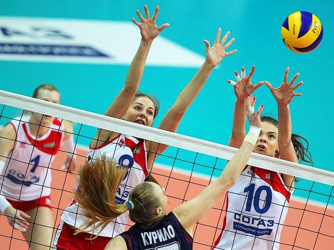 """Волейбол. """"Заречье-Одинцово"""" вышло в полуфинал"""