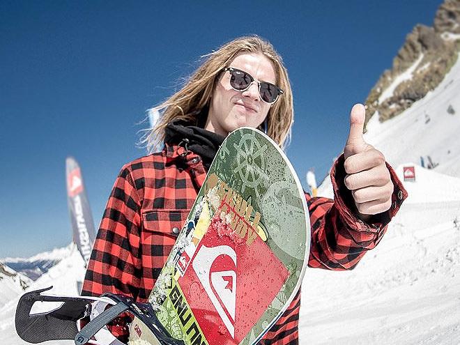 Евгений Иванов – о сноубординге и Олимпиаде в Сочи