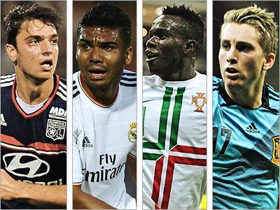 7 потенциальных молодых звёзд мирового футбола