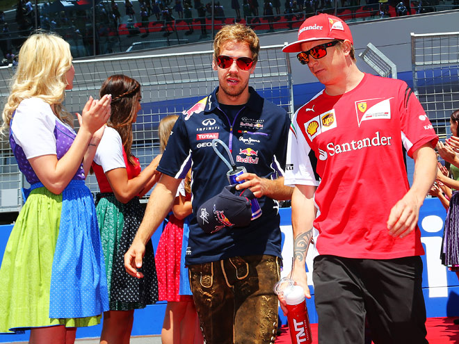 Оценки пилотам за Гран-при Австрии Формулы-1