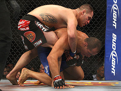 Каин Веласкес стал чемпионом UFC в тяжёлом весе