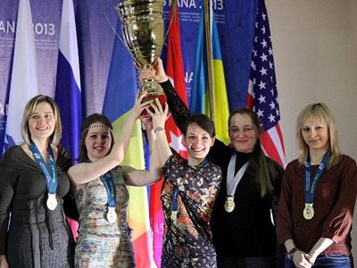 Чемпионы в неолимпийских видах спорта