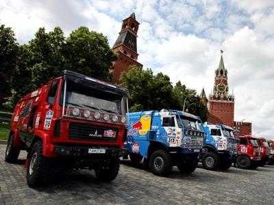 Превью к четвёртому ралли «Шёлковый путь» от Москвы до Геленджика