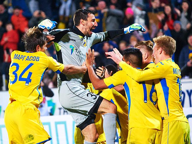 «Ростов» сыграет в Лиге чемпионов