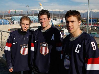 5 самых опасных игроков в составе сборной США