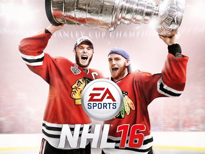Патрик Кейн не будет лицом видеоигры «EA Sports NHL-2016»