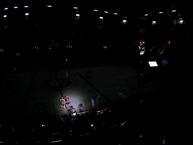 Обзор хоккейных событий дня