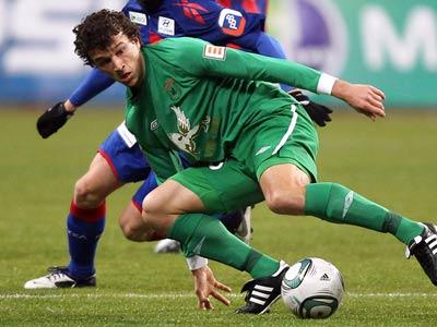 «Рубин» победил со счётом 2:1 киевское «Динамо» в финале Marbella Cup