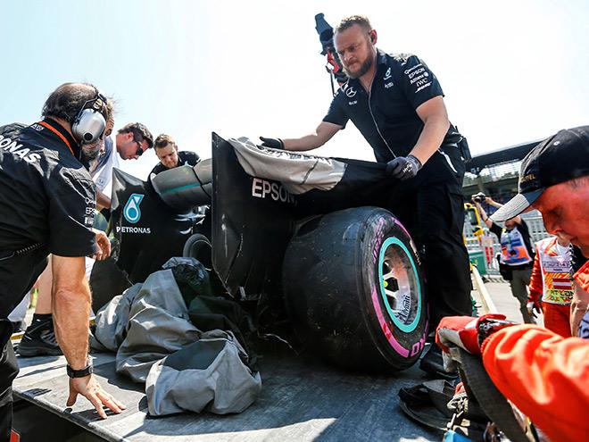 Итоги Гран-при Австрии Формулы-1