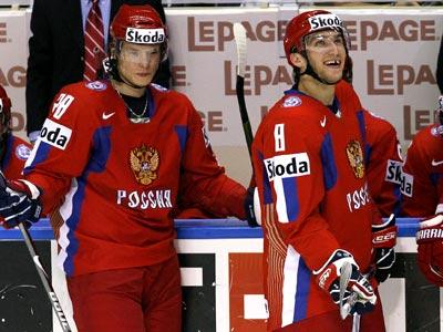 Можно ли испортить сборную России Овечкиным и Сёминым?
