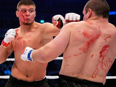 Денис Смолдарев - о бое с Анте Делией