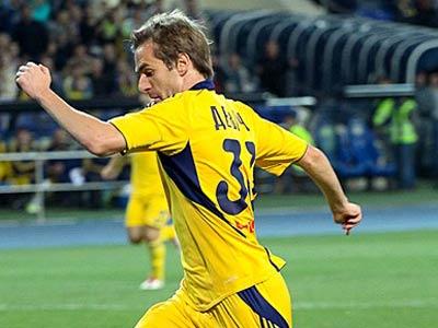 Форвард «Металлиста» надеется на успех в играх с австрийцами