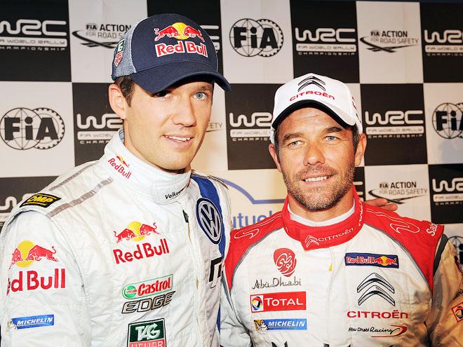 Сможет ли Ожье стать многократным чемпионом WRC