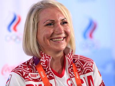 Призёр Олимпийских игр Ольга Забелинская
