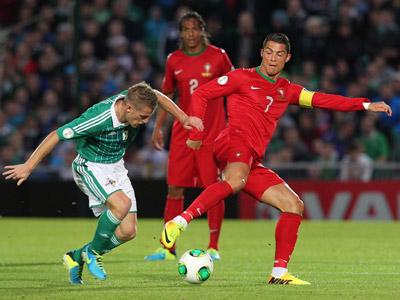 Португалия выиграла в Белфасте