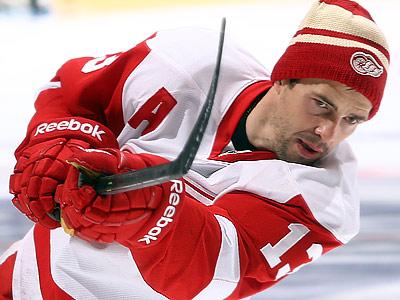 Дацюк набрал 800-е очко в НХЛ