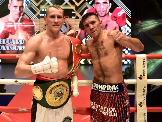 Трояновский досрочно победил Куэнку в Москве