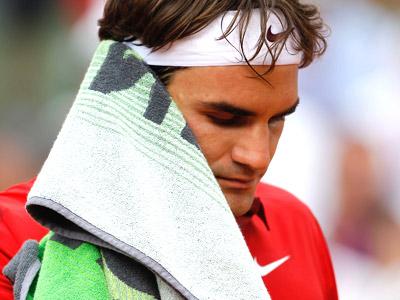 Федерер: сейчас я на правильном пути