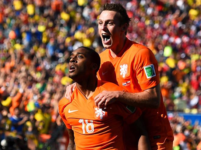 Голландия – Чили- 2:0