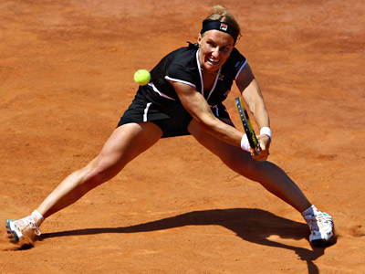 Кузнецова: Рыбарикова играет в странный теннис