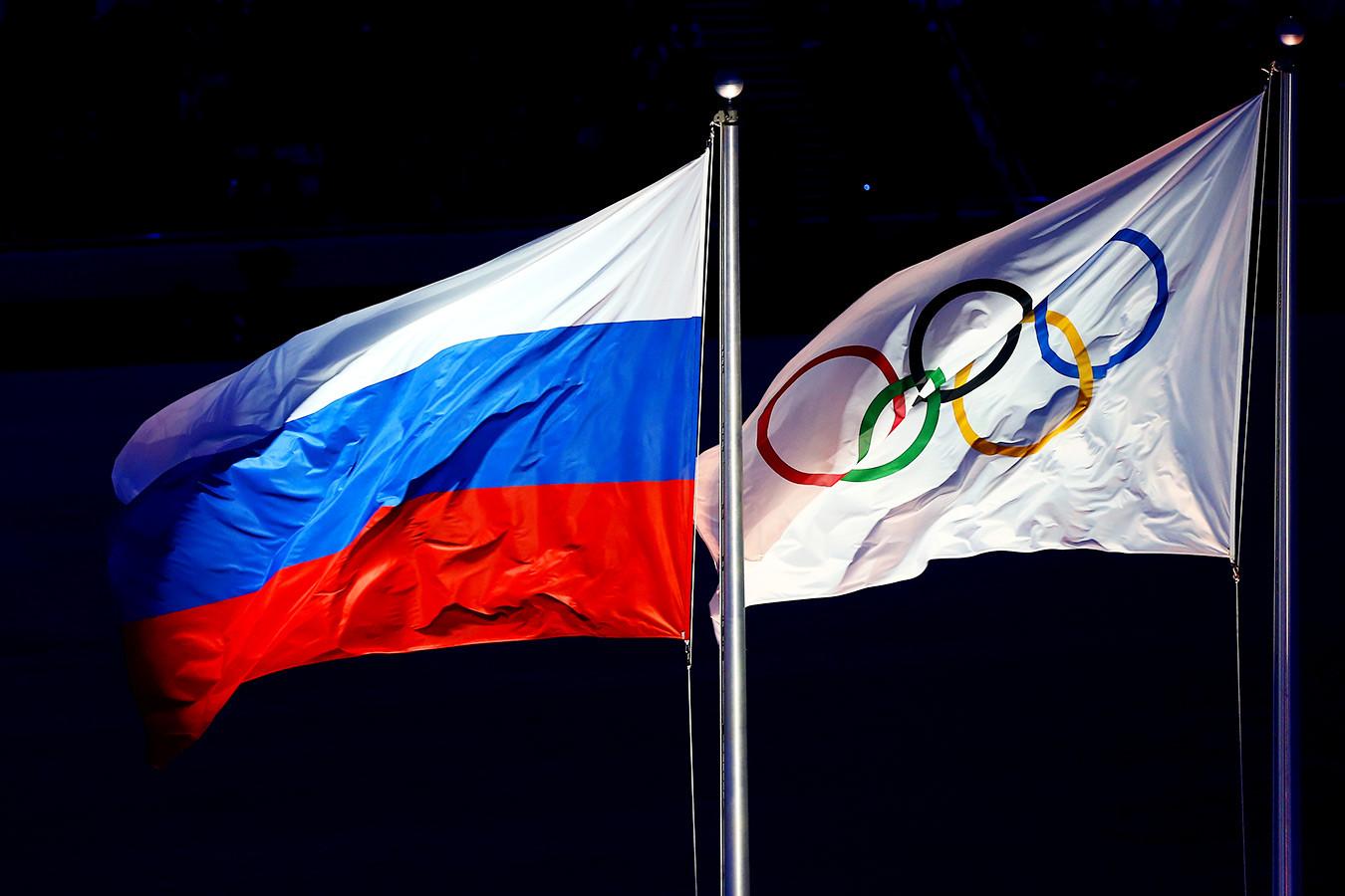 На Олимпиадах в Токио и Пекине российские спортсмены будут выступать как команда ROC